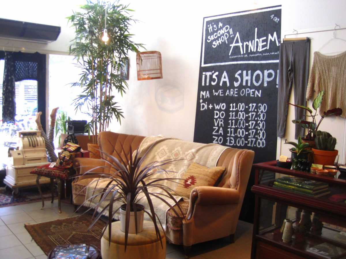 Things I like Things I love has four Amsterdam locations to satisfy your shopping habits.