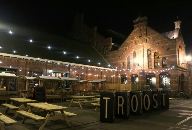 BROUWERIJ TROOST AMSTERDAM • CRAFT BEER + GOOD FOOD