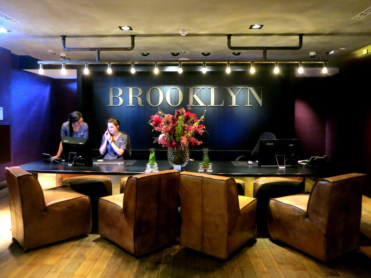 BROOKLYN HOTEL - DoubleTree NDSM Wharf
