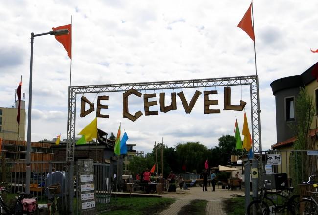 Cafe de Ceuvel Amsterdam