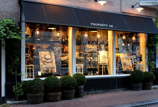Property Of - Amsterdam Shopping