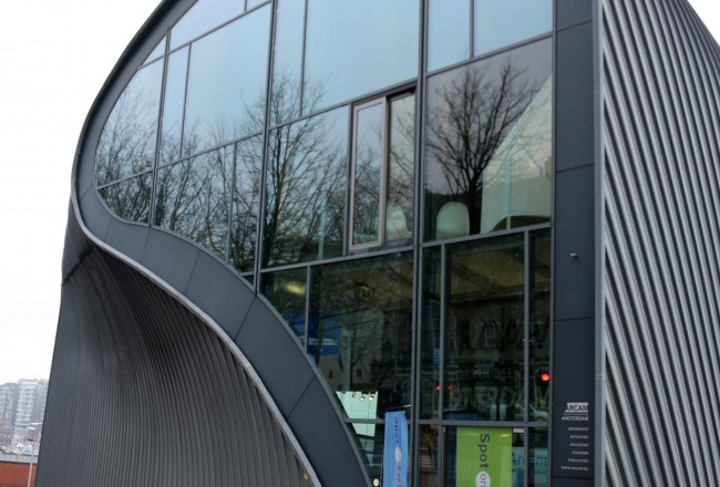 ARCAM - LEARN ABOUT AMSTERDAM ARCHITECTURE