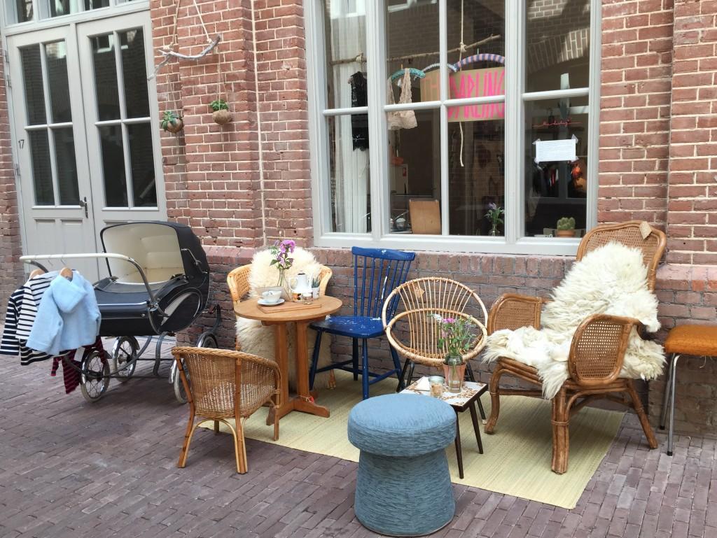 The Darling shop in De Hallen Amsterdam