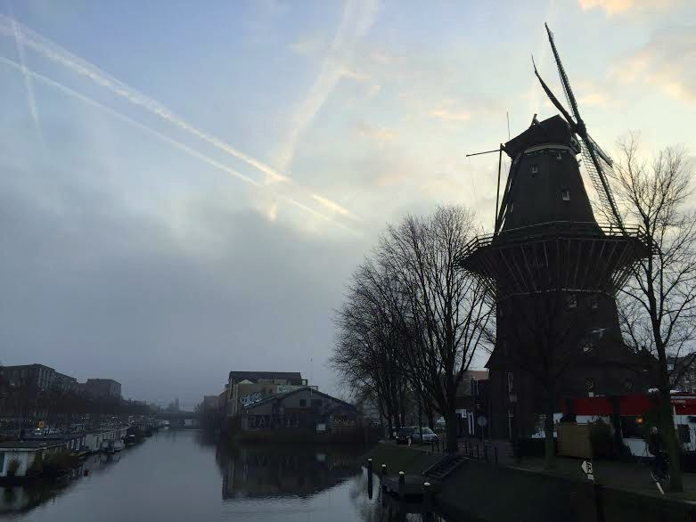 There are eight surviving windmills in Amsterdam. Visiting these lovely pieces of Dutch history is a great way to see many areas of the city.