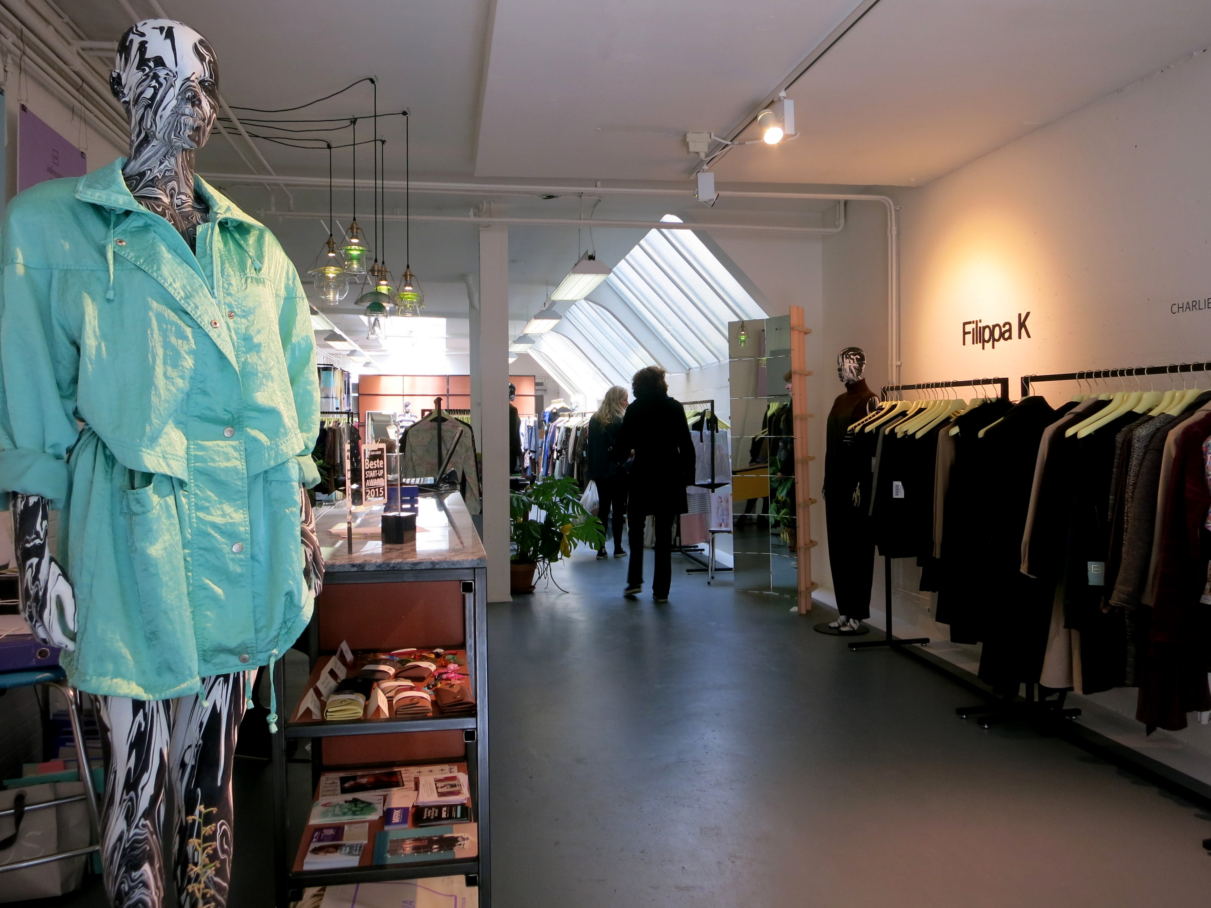 Borrow instead of buying at LENA, the fashion library. Reduce clutter in your house while still enjoying the excitement of a new sweater or shirt.