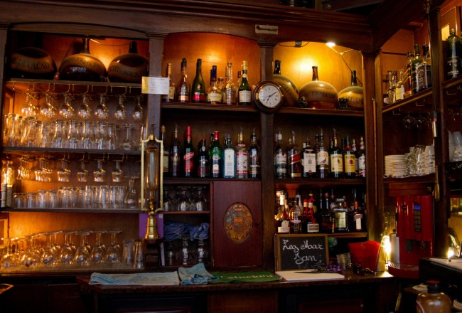 CAFE IN 'T AEPJEN- One of Amsterdam's oldest bars, In 't Aepjen is a charming place with a good story to tell.