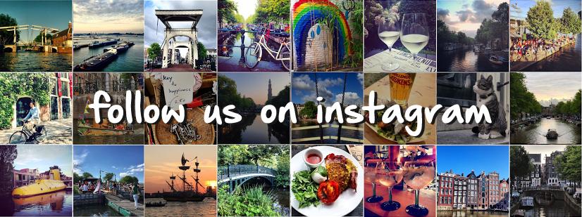follow us on instagram AA
