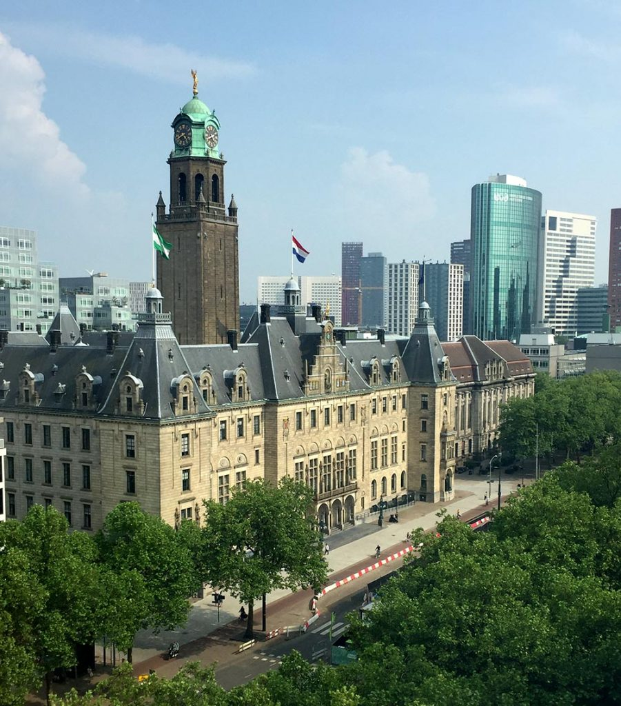 Places to stay in Rotterdam