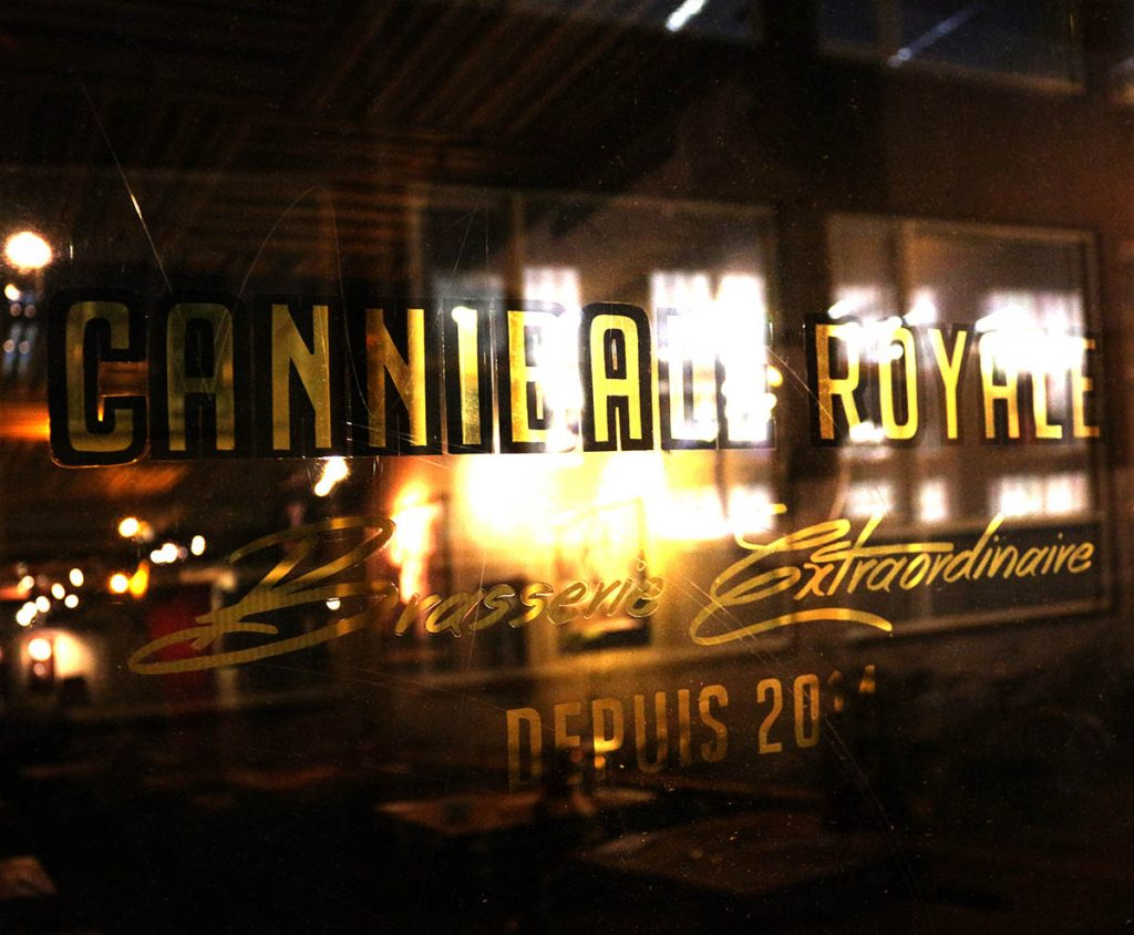CANNIBALE ROYALE • 4 AMSTERDAM LOCATIONS OF MEATY GOODNESS