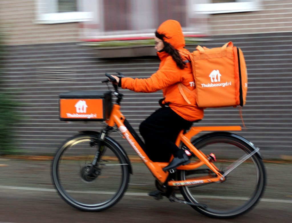 FOOD DELIVERY AMSTERDAM Luckily there are a ton of Amsterdam food delivery services that will bring a meal to you! - Thuisbezorgd
