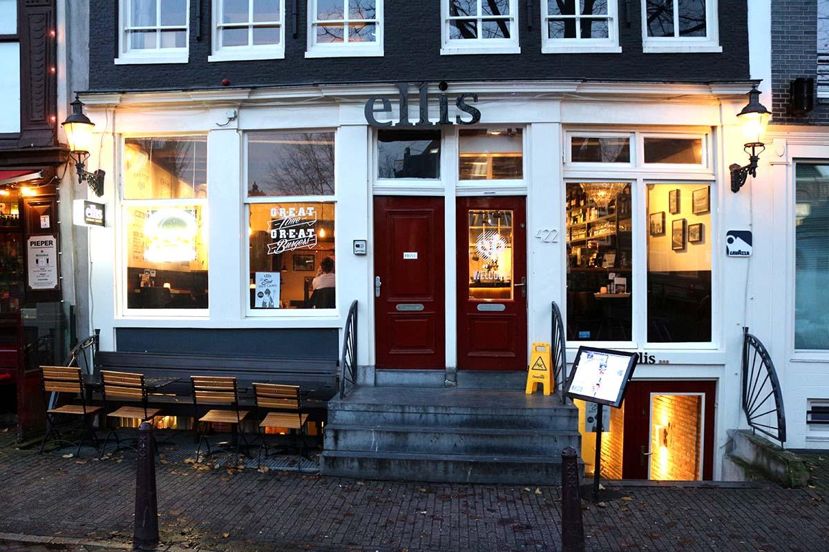Ellis Gourmet Burgers - Amsterdam