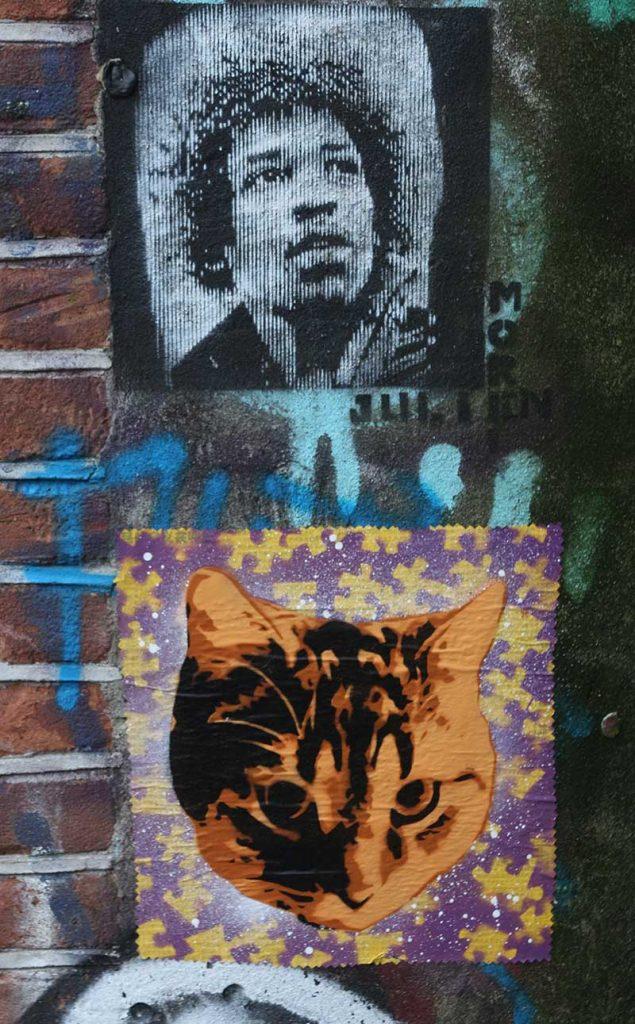 Best street art in Amsterdam
