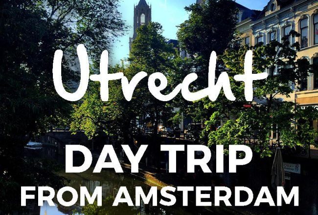 Utrecht: Day Trip from Amsterdam - Things to do on a day trip to Utrecht