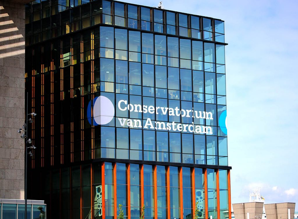 Coolest Libraries in Amsterdam- Library Conservatorium Van Amsterdam