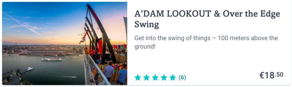 ADAM tower swing