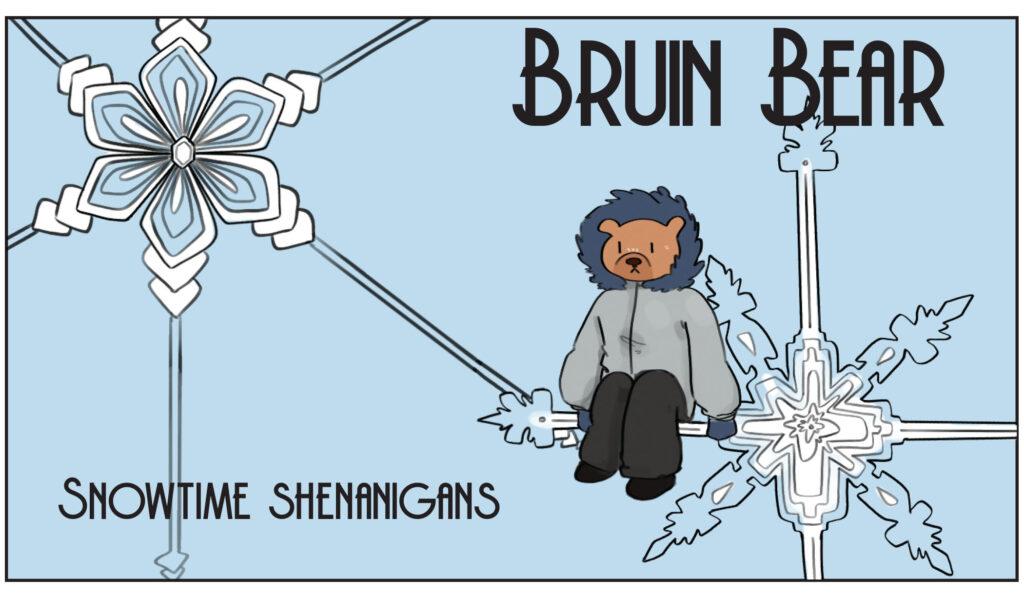 Bruin Bear: Snowtime Shenanigans