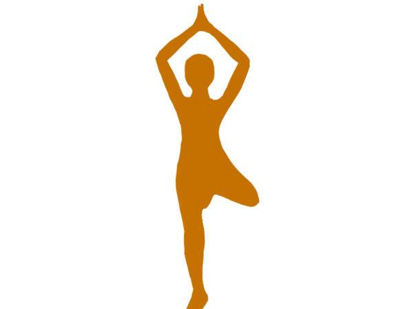 Asana limb: postures/physical poses. Art by Lorelei Dohm.