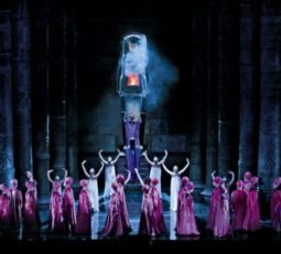 "Lyric Opera of Chicago production of ""Aida"""