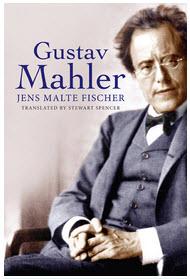 """Book cover """"Gustav Mahler"""" by Jens Malte Fischer"""