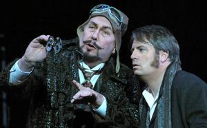 Les contes d'Hoffmann Act 1 Lyric Opera of Chicago Coppelius