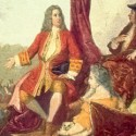 Portrait of Handel by Edouard Jean Conrad Hamman (1819–88)