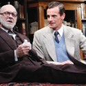 Freud's Last Session Featured Image Martin Rayner and Mark H. Dold Mercury Theater credit Carol Rosegg