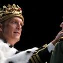 Richard III American Players Theatre 2012 James Ridge as Richard David Daniel as Buckingham credit Carissa Dixon