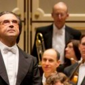 Chicago Symphony Orchestra music director Riccardo Muti takes a bow with the CSO credit Todd Rosenberg