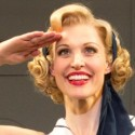"""Rachel York is Reno Sweeney in the national tour of """"Anything Goes,"""" a Roundabout  revival, Broadway in Chicago 2013 credit Joan Marcus"""