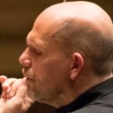 Jaap van Zweden, guest conductor, Chicago Symphony Orchestra 05-2013 credit Todd Rosenberg