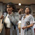 Mildred Marie Langford and Greta Oglesby in Milwaukee Rep's Raisin in the Sun alternate feature (Michael Brosilow)