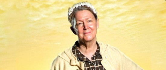 Millie Hurley as Carrie Watts in 'A Trip to Bountiful,' which opens the Raven Theatre 2013-14 season.