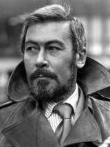 Playwright John Osborne