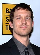 Russell Harvard on opening night of off-Broadway 'Tribes' in March, 2012. He is set to reprise the role of Billy at Steppenwolf in 2013. (David Gordon, Theatermania.com)