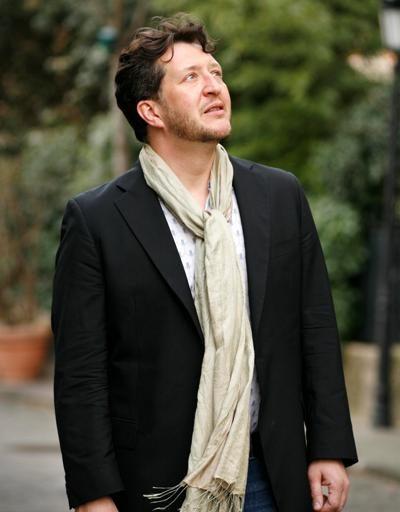 Composer Thomas Adès (Mamiko Tsusuki)