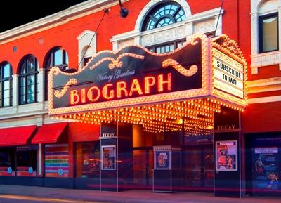Victory Gardens Biograph Theatre (Courtesy Victory Gardens)
