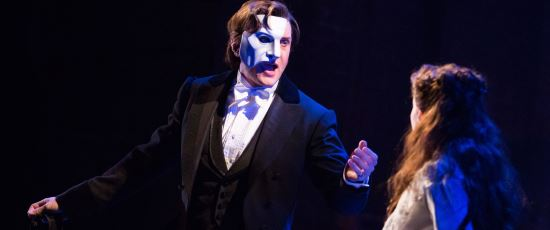 Andrew Lloyd Webber's 'Phantom of the Opera' presented by Broadway in Chicago at the Cadillac Palace Theatre. (Matthew Murphy photo)