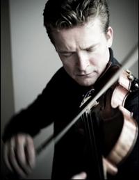 Christian Tetzlaff plays Lalo's 'Symphonie Espagnole' July 30 at the 2014 Grant Park Music Festival.