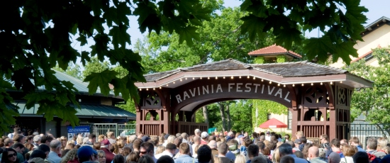 The Ravinia Festival draws music lovers of every stripe. (Courtesy Ravinia Festival)