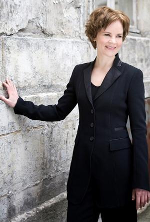 Finnish conductor Susanna Mälkki makes her festival debut. (Courtesy Ravinia Festival)
