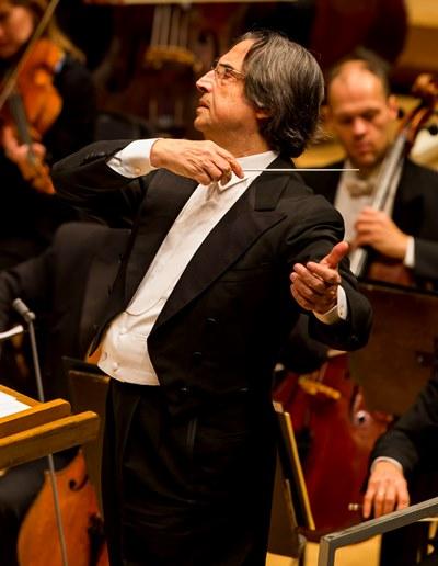 Chicago Symphony music director Riccardo Muti presides over Schubert's Mass in A-flat. (Todd Rosenberg)