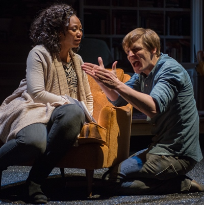 'Tribes' by Nina Raine at Steppenwolf Theatre. (Michael Brosilow)