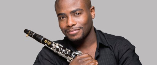 Clarinetist Anthony McGill will play Mozart and Brahms quintets with the Pacifica Quartet.
