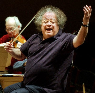 McGill credits Met Opera conductor James Levine with helping him to learn to listen to the musicians around him. (PBS)