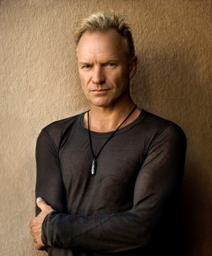 Sting, composer of 'The Last Ship' (Sting.com)