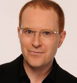 Playwright Conor McPherson