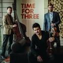 Time for Three's new album spotlights cellist Alisa Weilerstein and vocalist Joshua Radin.