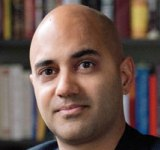 Ayad Akhtar, author of 'The Who & The What,' a Midwest premiere at Victory Gardens.