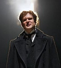 Ben Carlson, seen here as Hamlet at the Stratford Festival, will take on the role of Pericles for CST.