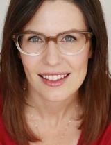 Lauren Gunderson, author of 'I and You,' which had its world premiere in Marin, Calif., and has since been to three other regional theaters in 2014.